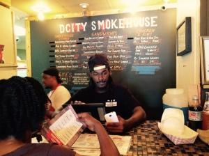 dcity menu dc