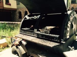 kirby grill