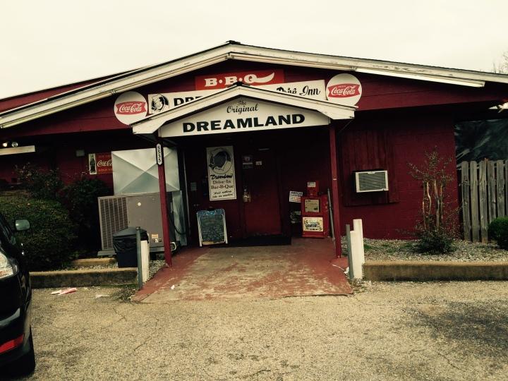 dreamland exterior