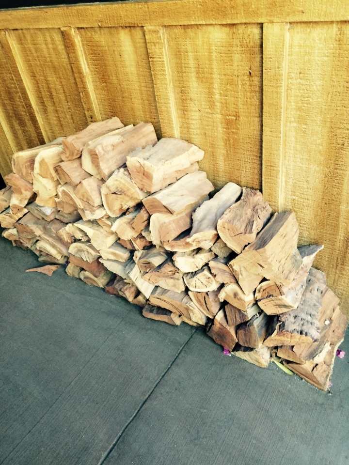 smoke tree wood