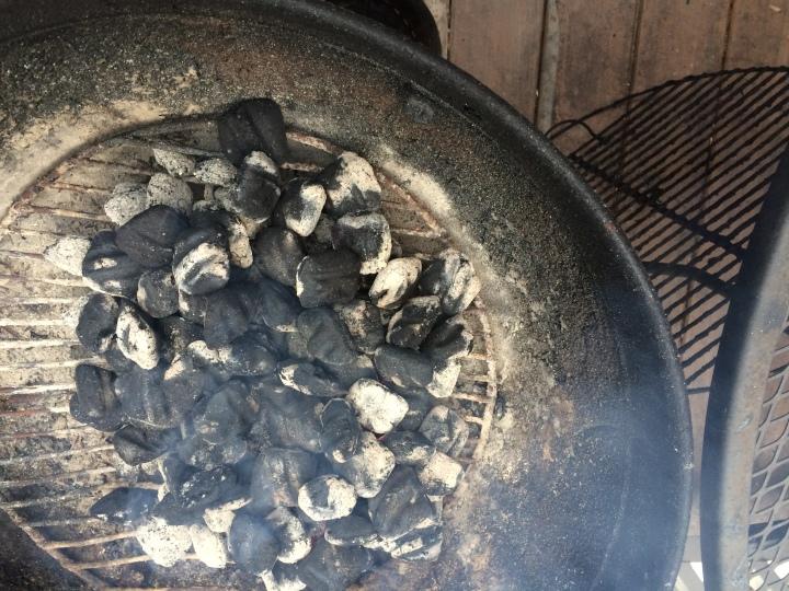 7 4 16 coals spread