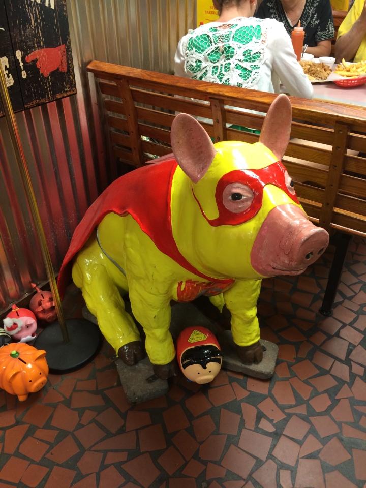 speedys pig
