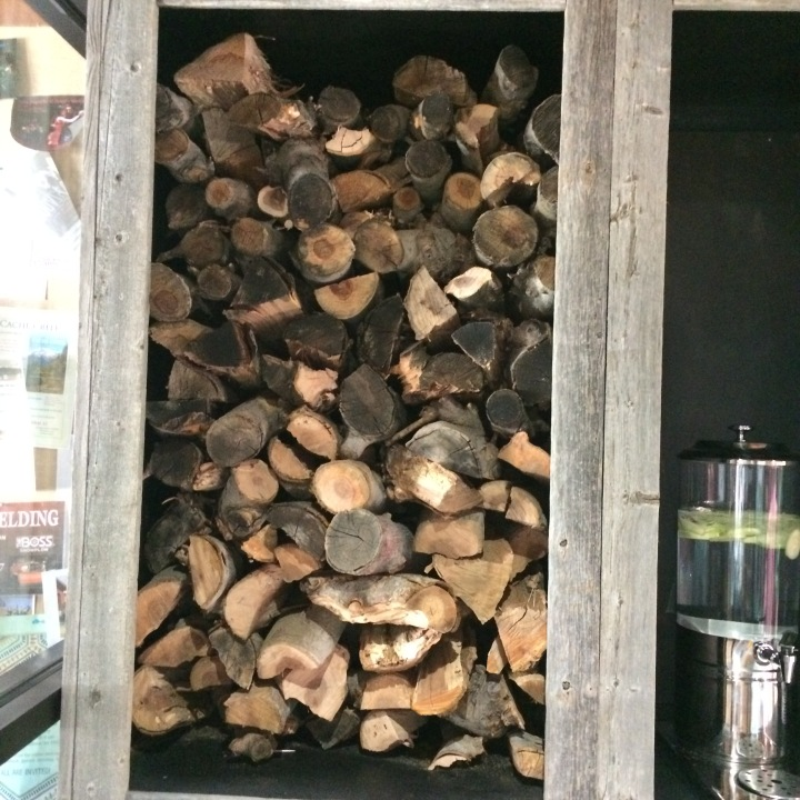 bubbas wood pile