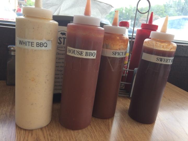 rustys sauces