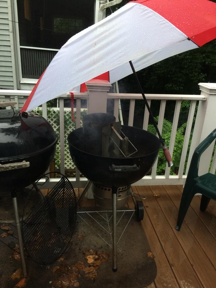 rain grill