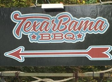 Texarbama sign