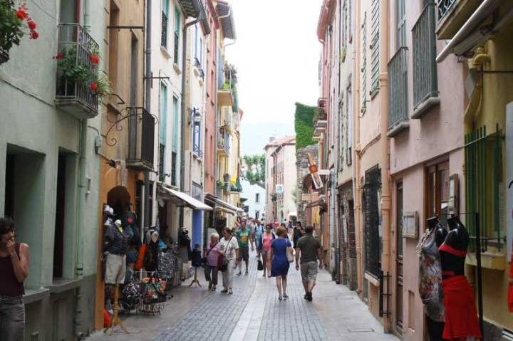 Collioure-street