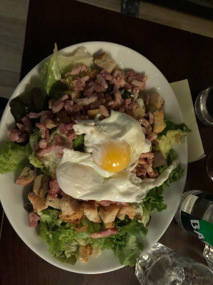 laurencin n salad