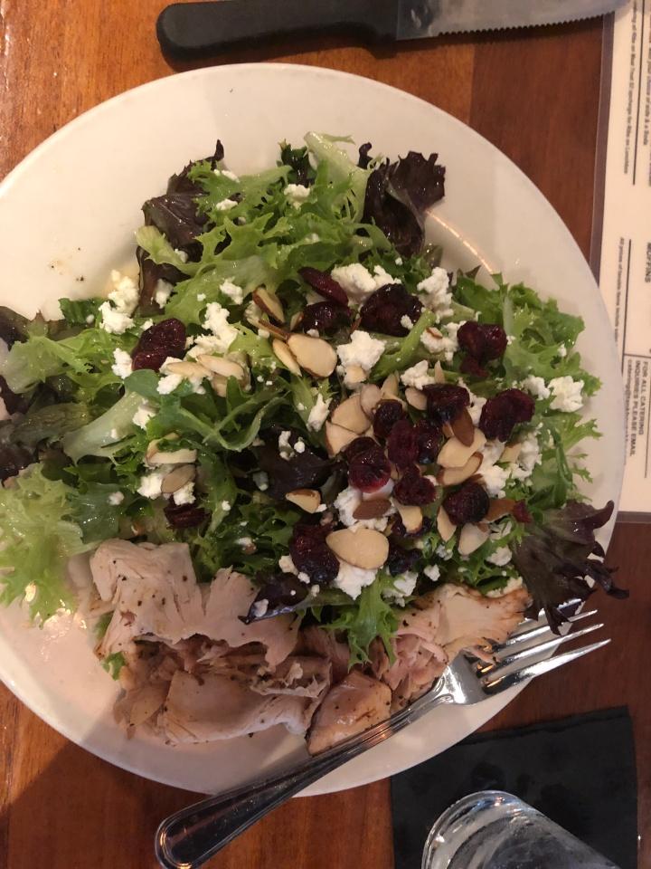 tank house salad
