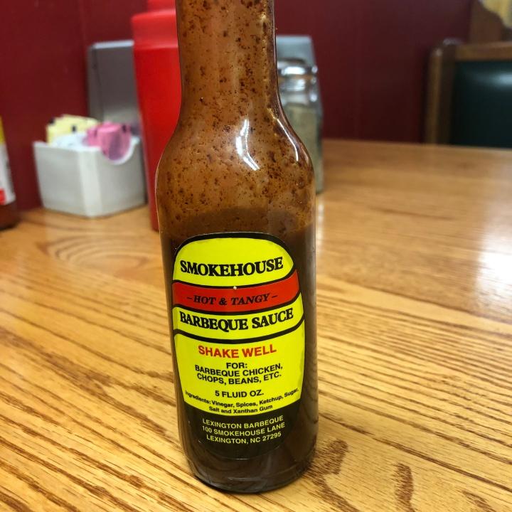 lex 1 sauce