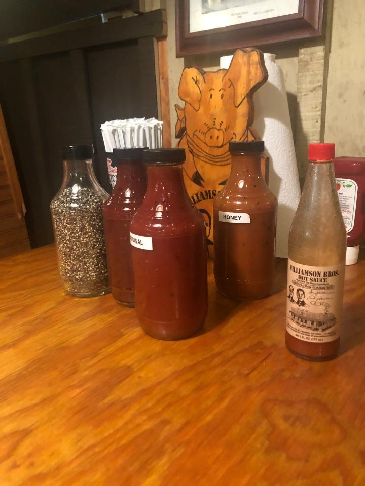 wmson brios sauces